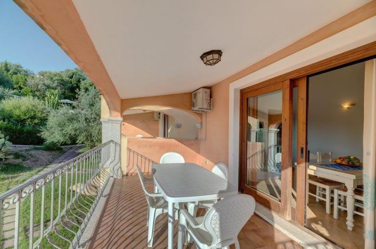 Badus B4 - Balcony